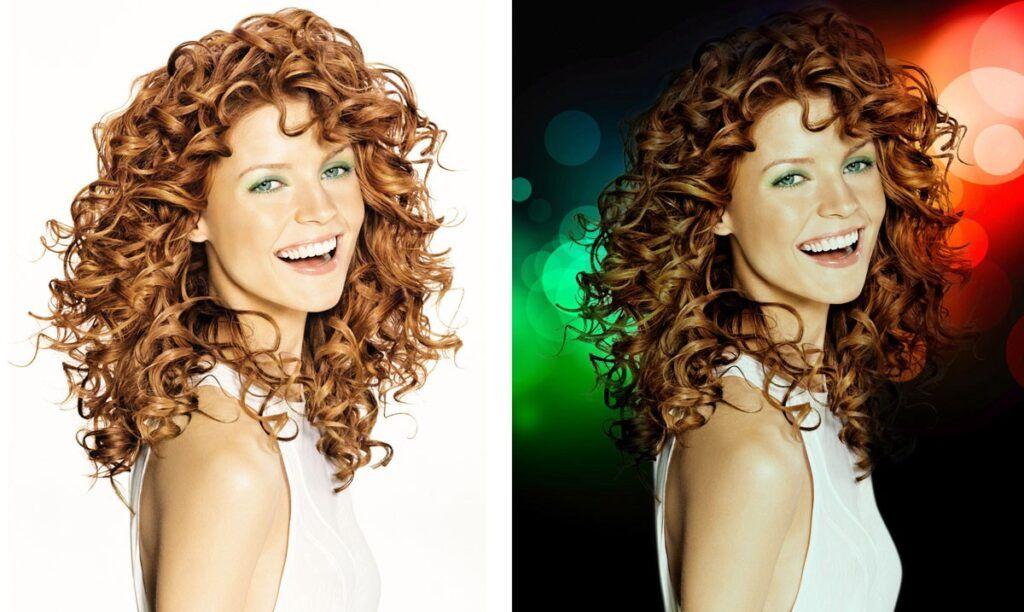 ازالة خلفية الصورة تلقائيا Skin Retouching Photoshop Editing Photo Editing Services