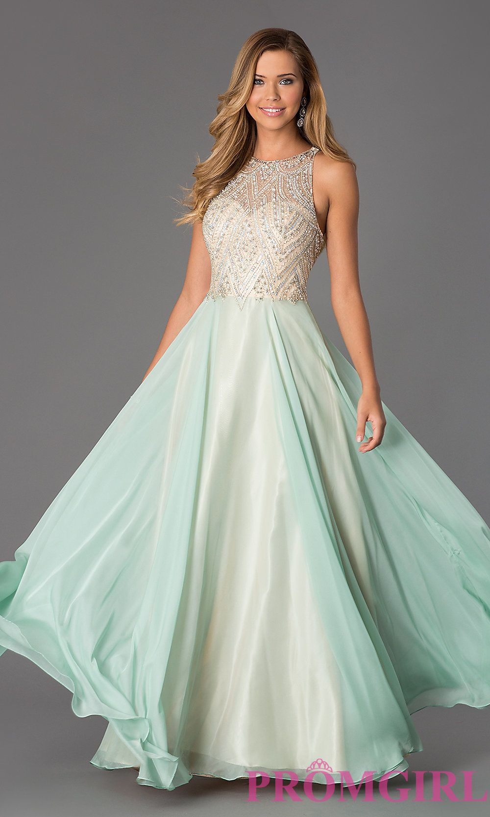 Sleeveless Formal Dresses