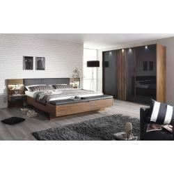 Reduzierte Schwebetürenschränke Modernes schlafzimmer, Haus