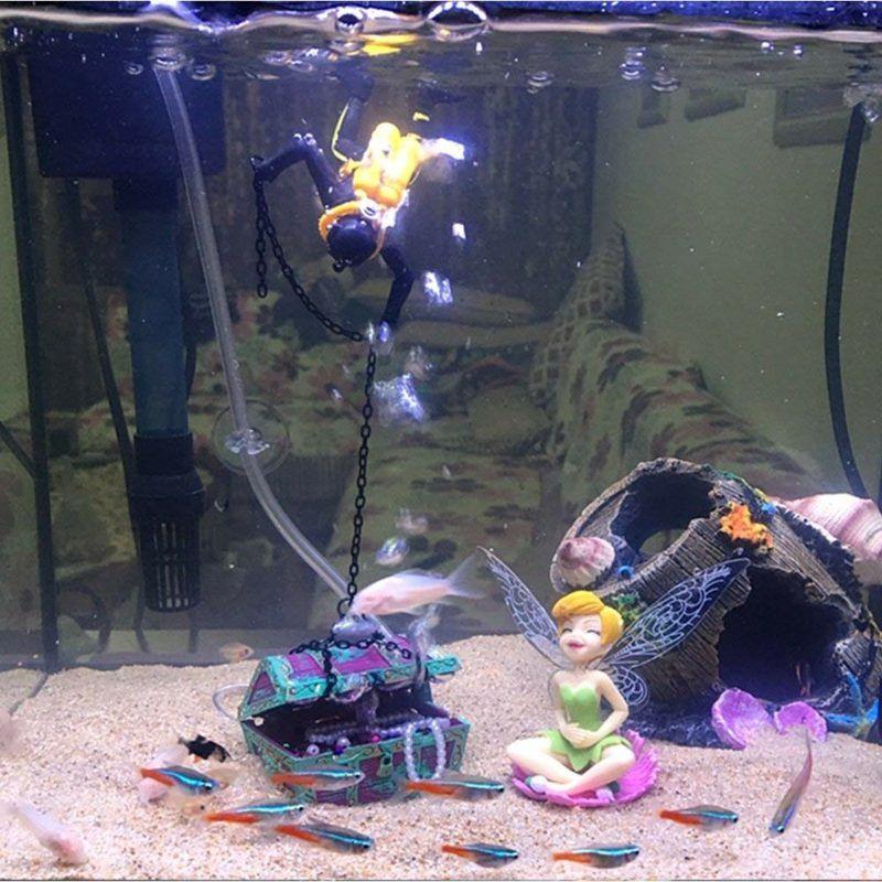 Aquarium Deko Selber Machen Inspirierende Ideen Und Tipps Aquariumeinrichten Selberbauen Kreativeideen Steine F Aquarium Deko Deko Selber Machen Aquarium