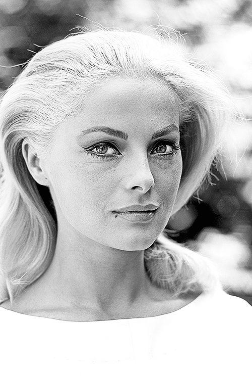 Virna Lisi in Italy, 1965
