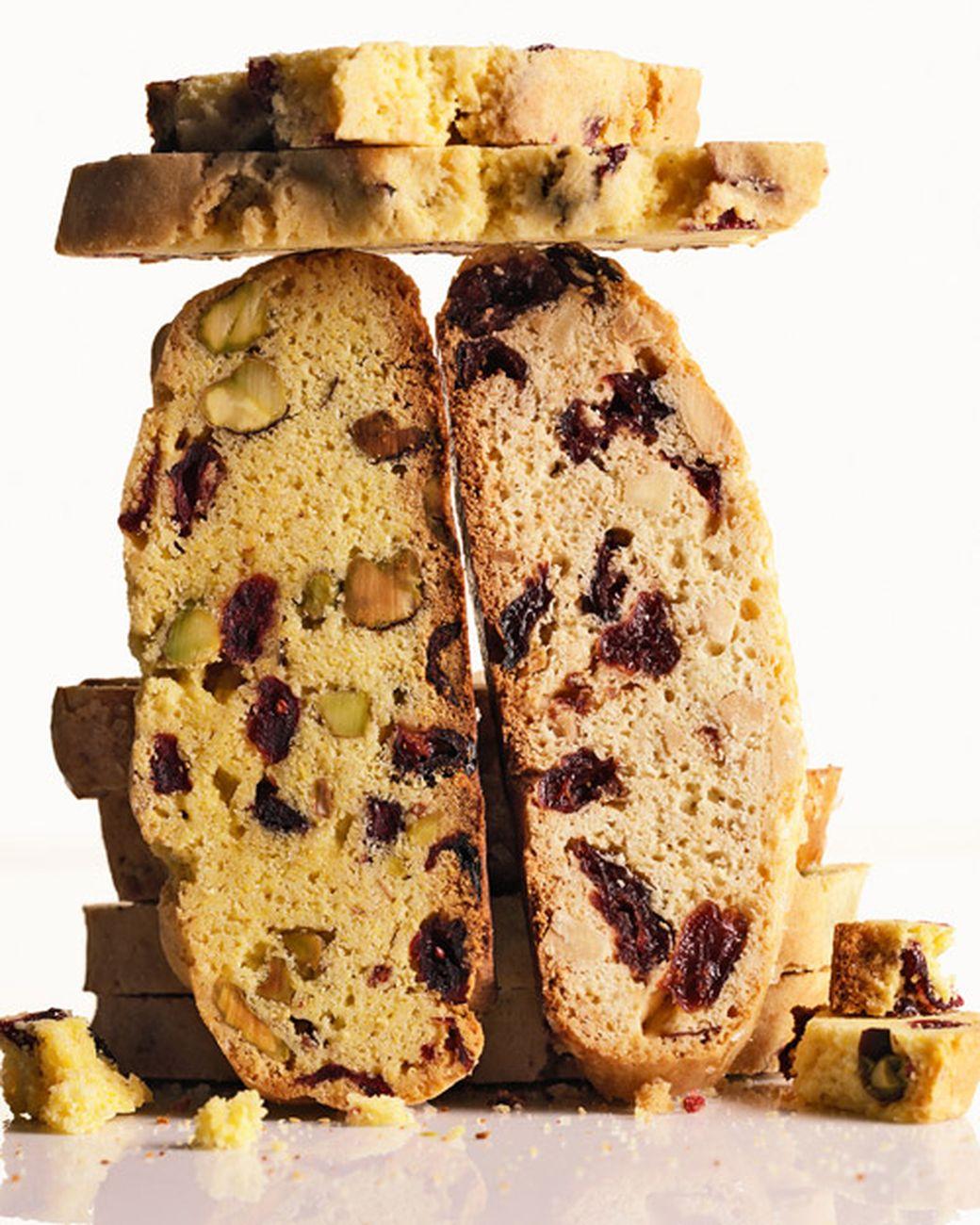 63 Festive Christmas Cookie Recipes Almond Biscotti