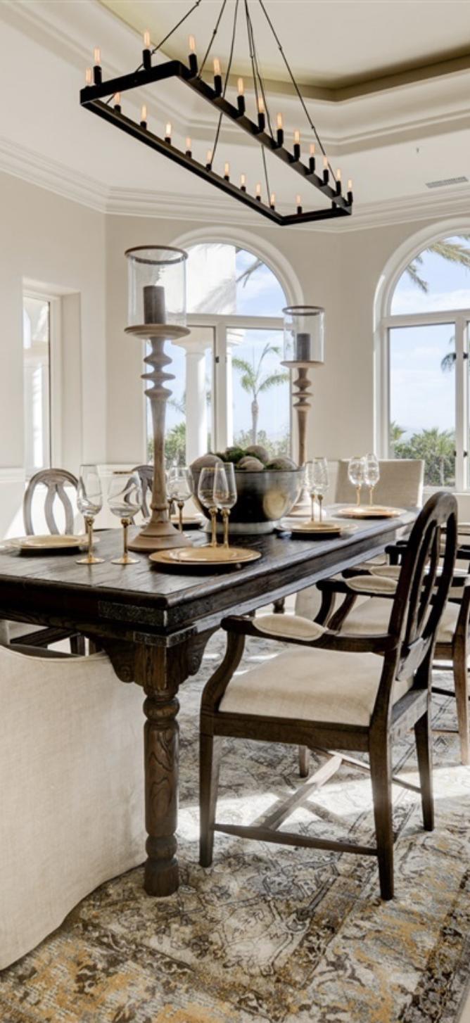 Modern Mediterranean Mediterranean Home Decor Tuscan Dining Rooms Tuscan Furniture