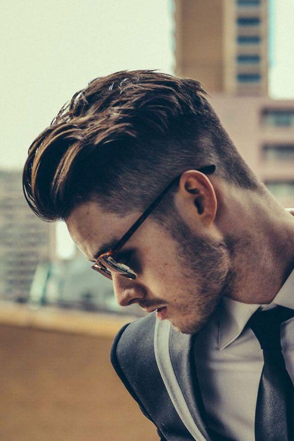 Cortes de cabello para hombre tipo hipster