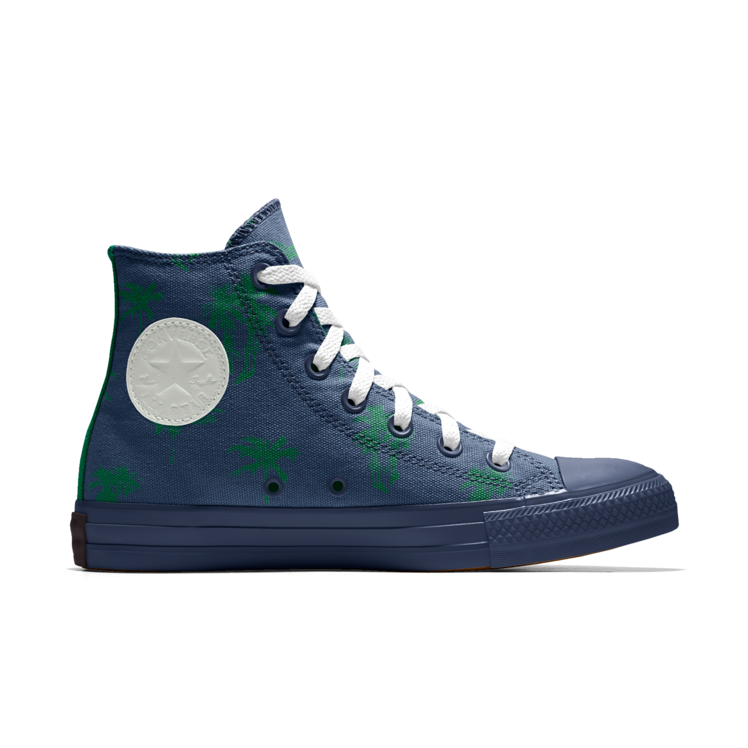 147117c2955b49 The Converse Custom Chuck Taylor All Star High Top Shoe in 2019 ...