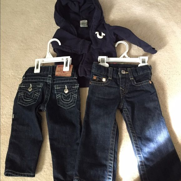 Clothes All in good condition True Religion Other