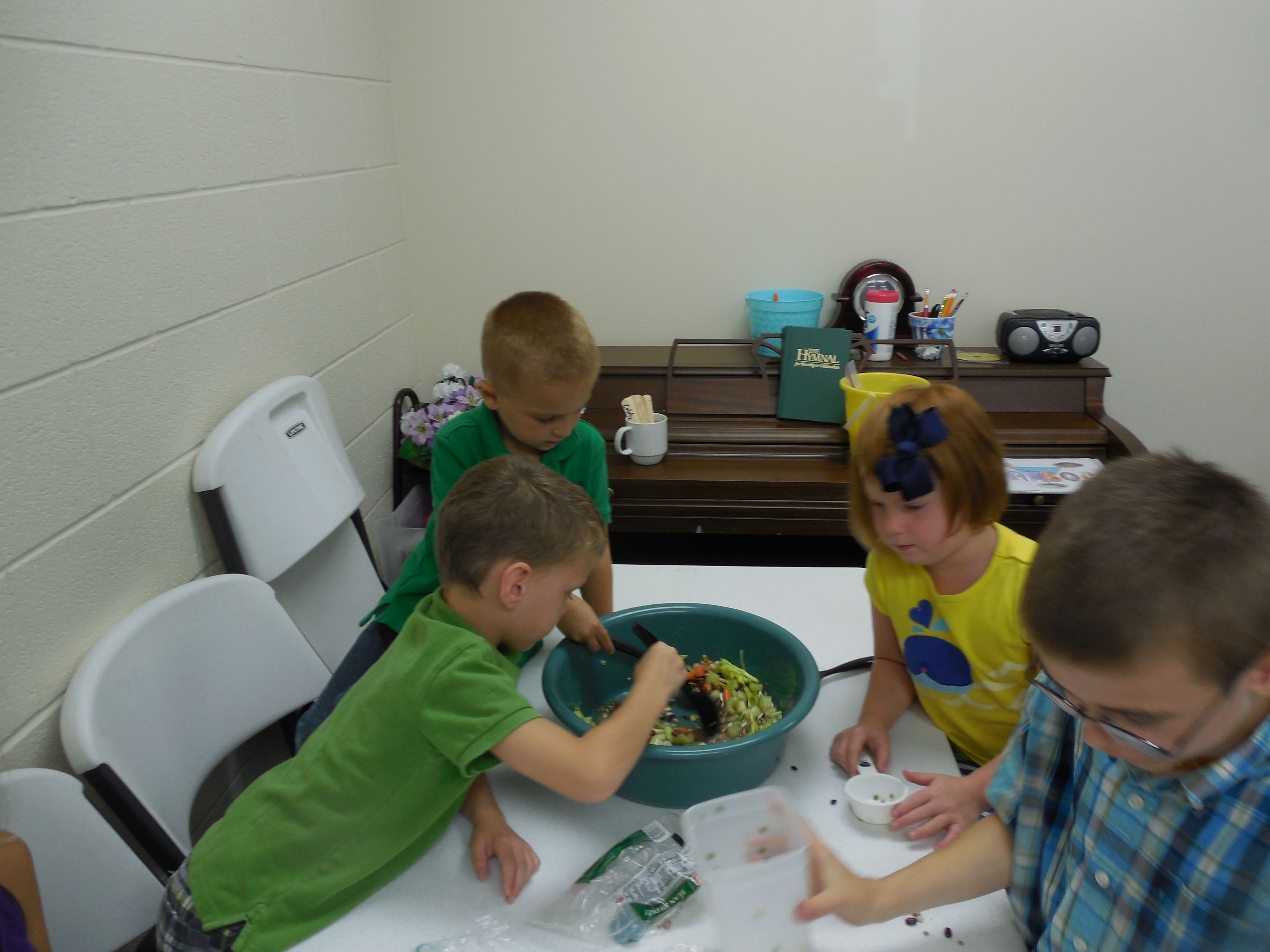 Jacob and Esau, Making a Stew | Preschool Bible OT | Pinterest