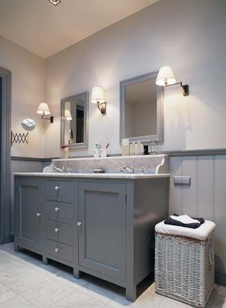 Bathroom grey