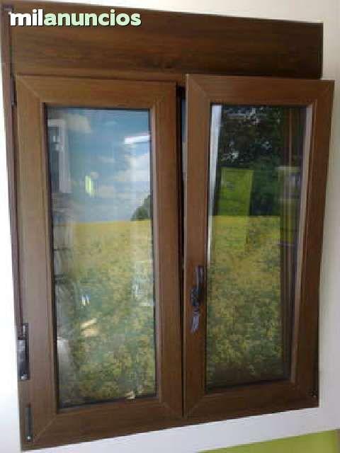 Ventanas de pvc y aluminio de todas las medidas y for Colores de aluminio para ventanas