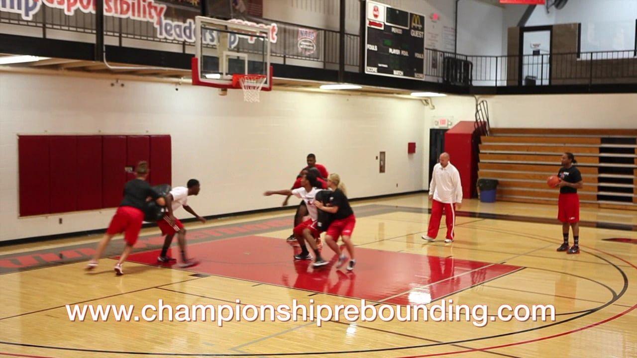 Championship Rebounding by Jamy Bechler Rebounding