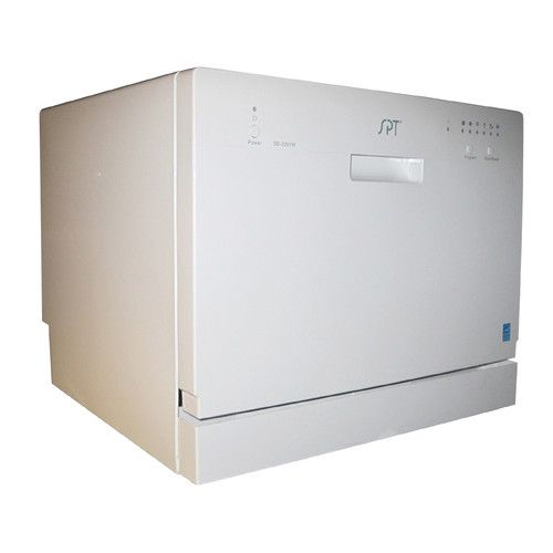 Found It At Wayfair 22 55 Dba Compact Dishwasher With Images Countertop Dishwasher Portable Dishwasher Compact Dishwasher