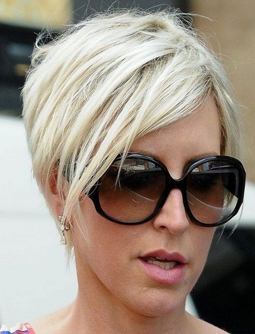 hairstyles for hair and glasses photos new