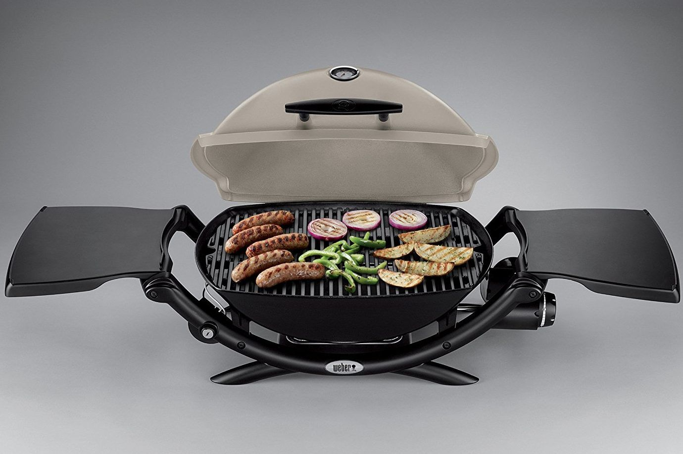 Discover The Weber Q2200 Grill Glampitupinfo Com Portable Gas Bbq Propane Grill Gas Grill