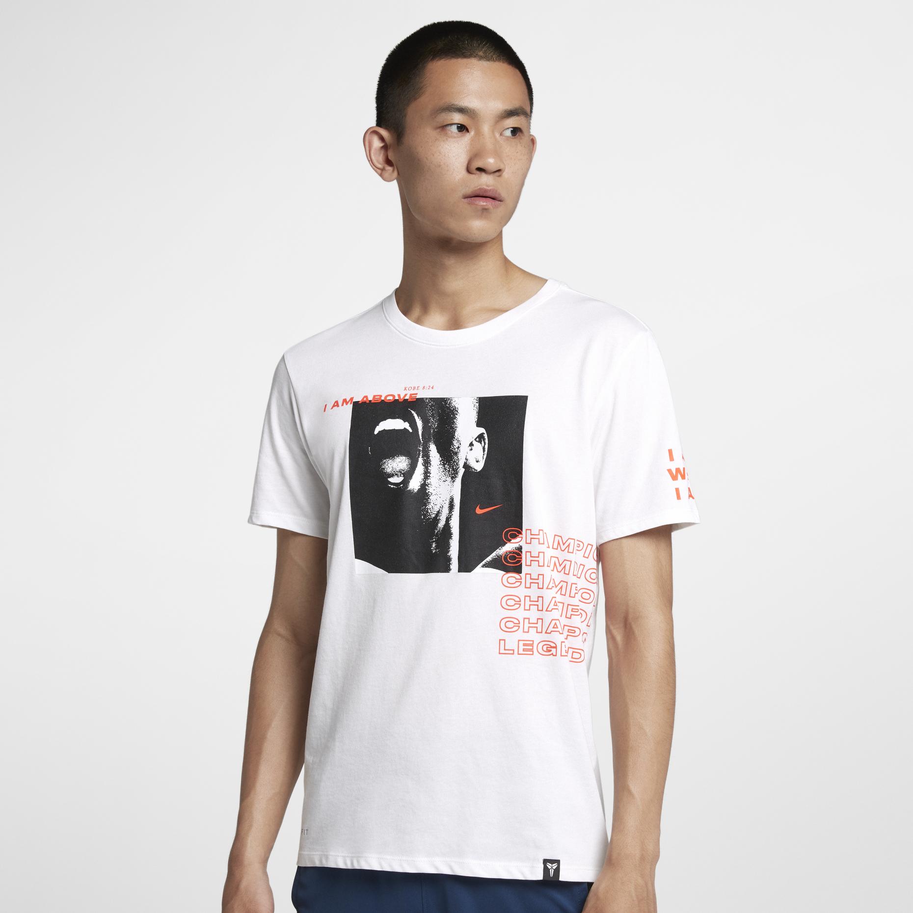 d6e518bb4c9bbc Nike Kobe Dri-FIT Men s Basketball T-Shirt