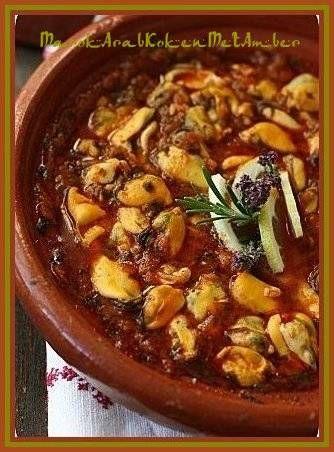 recept mosselen mediterraans