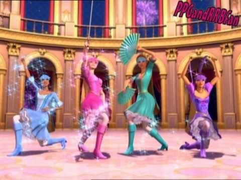Barbie Think Pink Barbie Movies Barbie The Three Musketeers