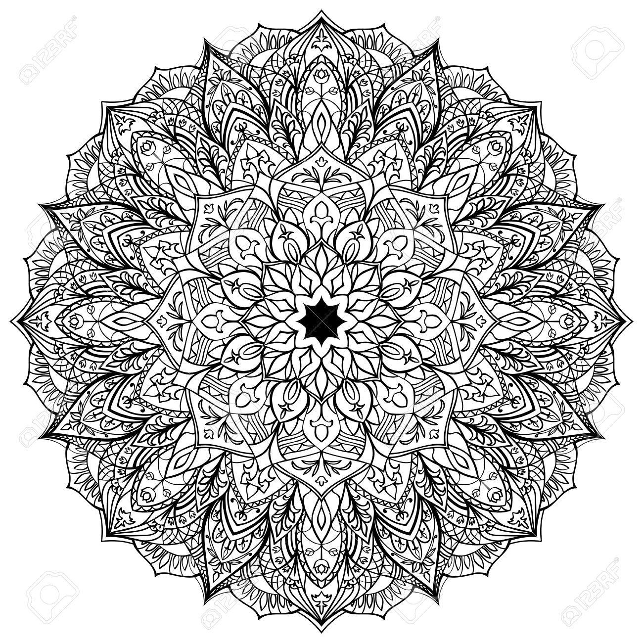 google images mandala coloring pages - photo#18
