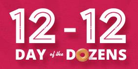 Krispy Kreme Buy One Get One Free Dozen Doughnuts Krispy Kreme