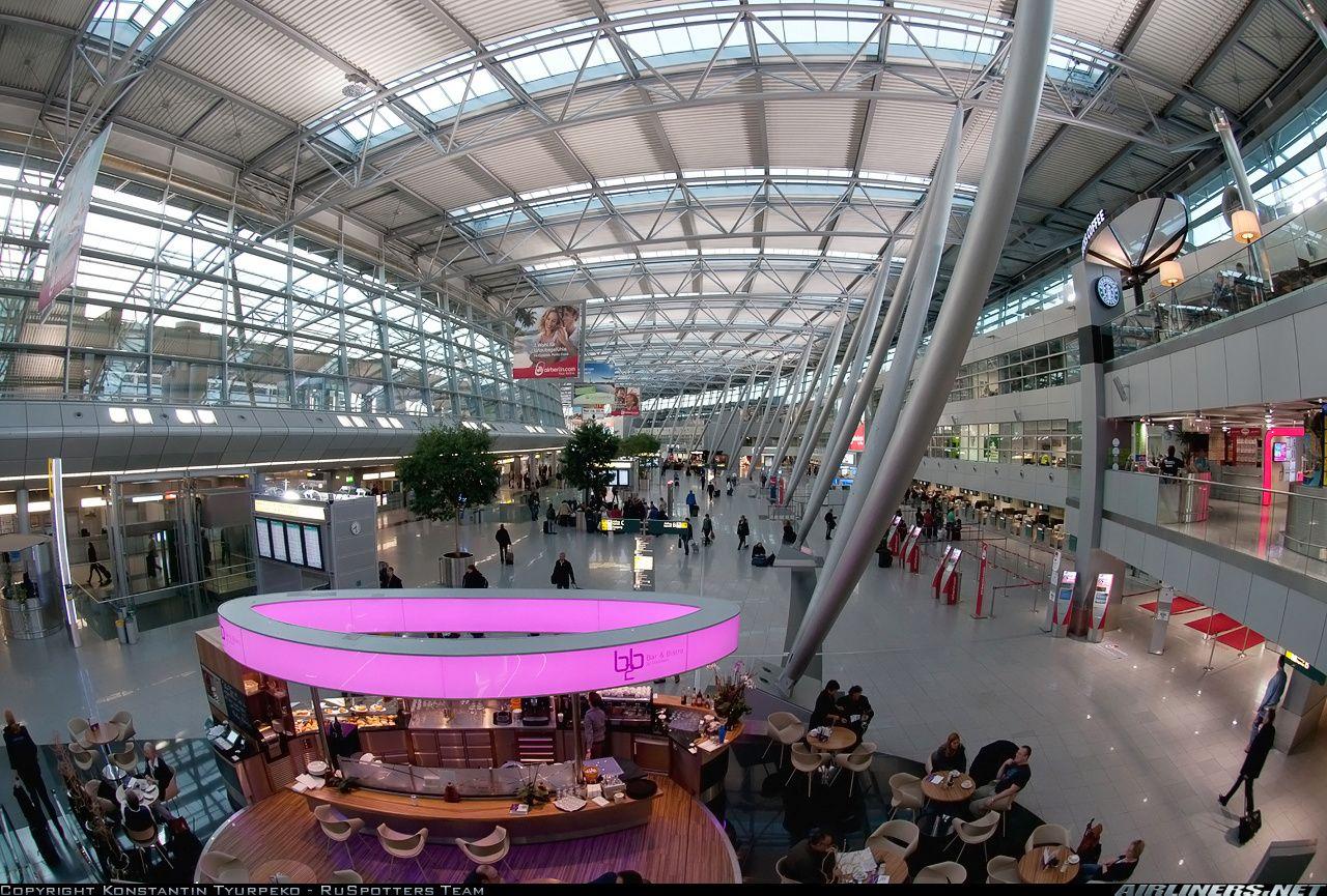 Dusseldorf Int'l Flughafen düsseldorf, Düsseldorf, Rhein