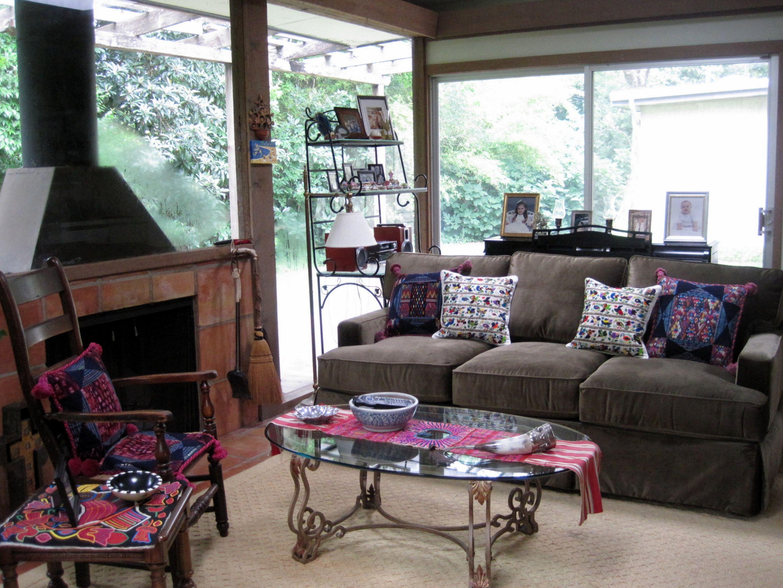 Chichi Pillows & Santiago Bird Pillows found at www.frescofabrics.com