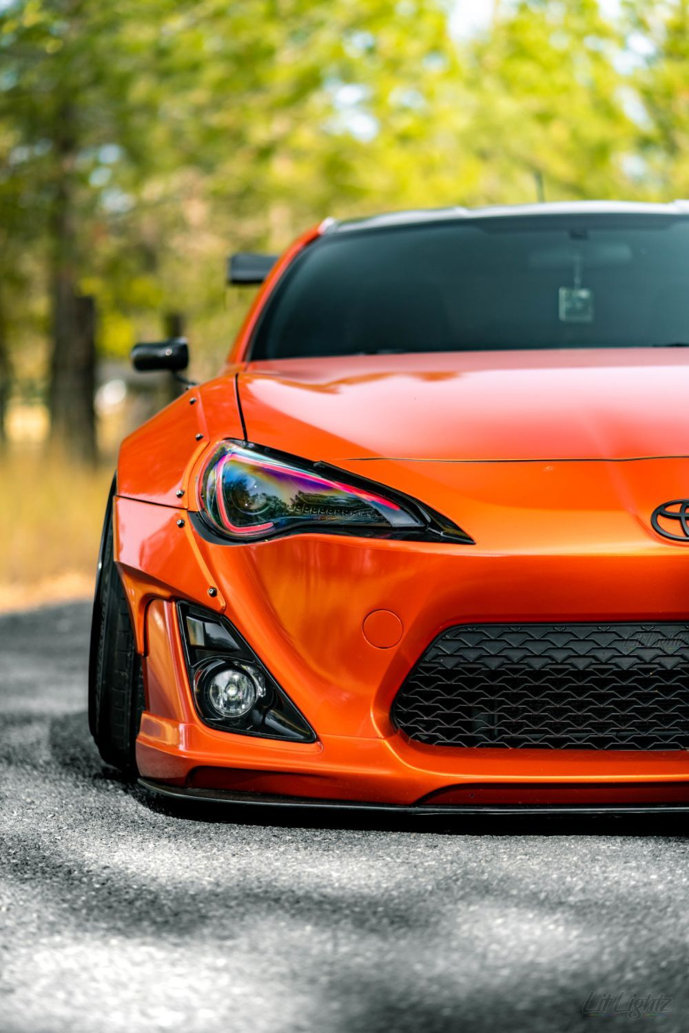 Scion Fr S Brz Color Chasing Spec D Led Boards In 2020 Toyota Gt86 Subaru Brz Sports Car