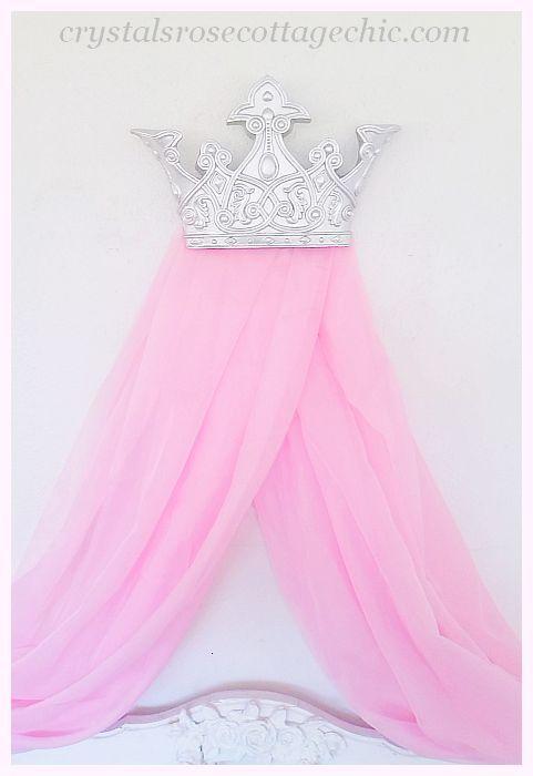 Silver Dreams Bed Crown Canopy - Silver Dreams Bed Crown Canopy Crowns Pinterest Bed Crown
