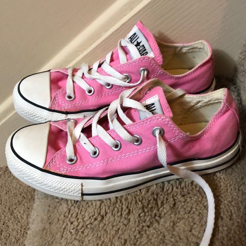 Converse Shoes | Womens Pink Converse