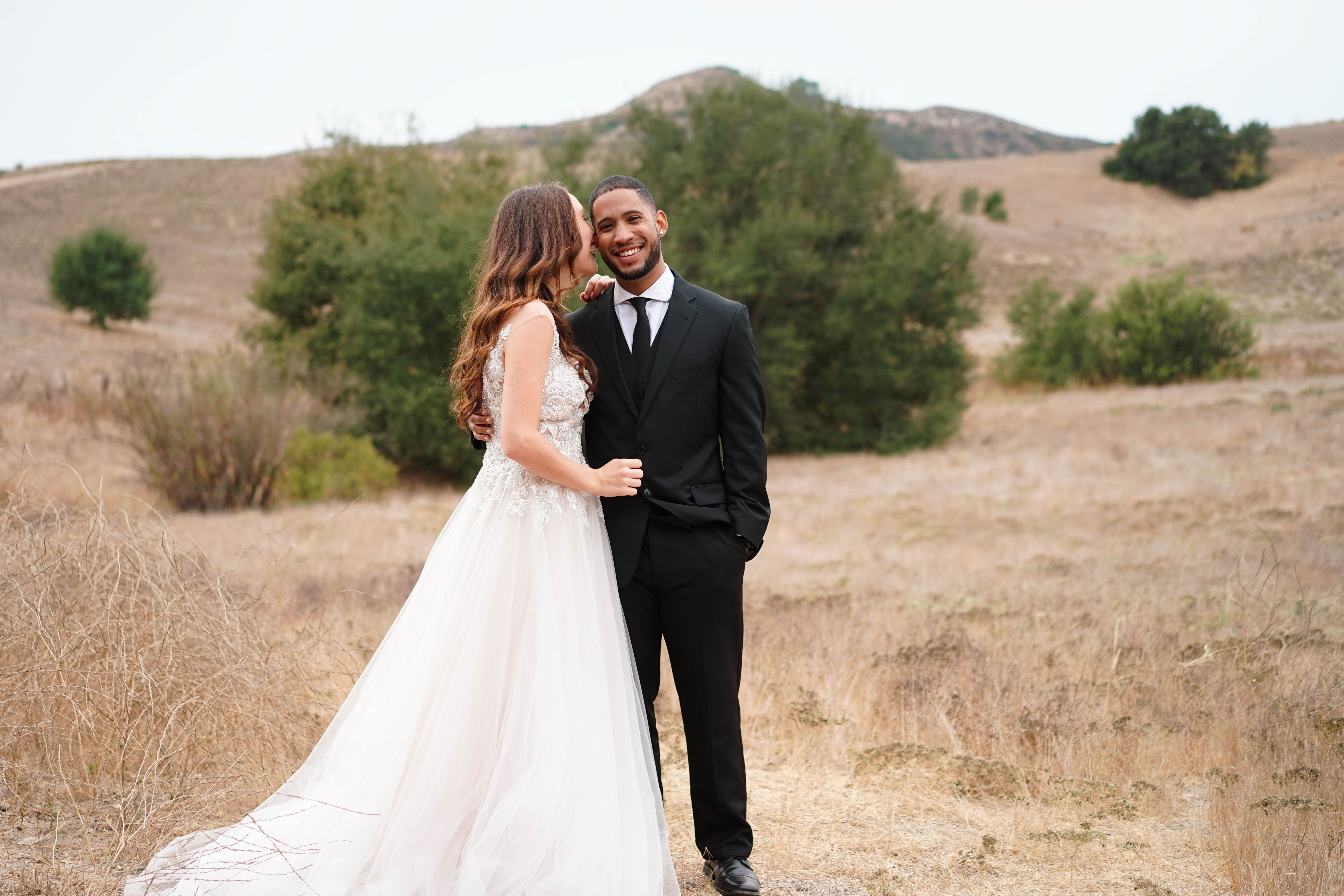 Orange County California Wedding Planner Romantic Bridal Gown