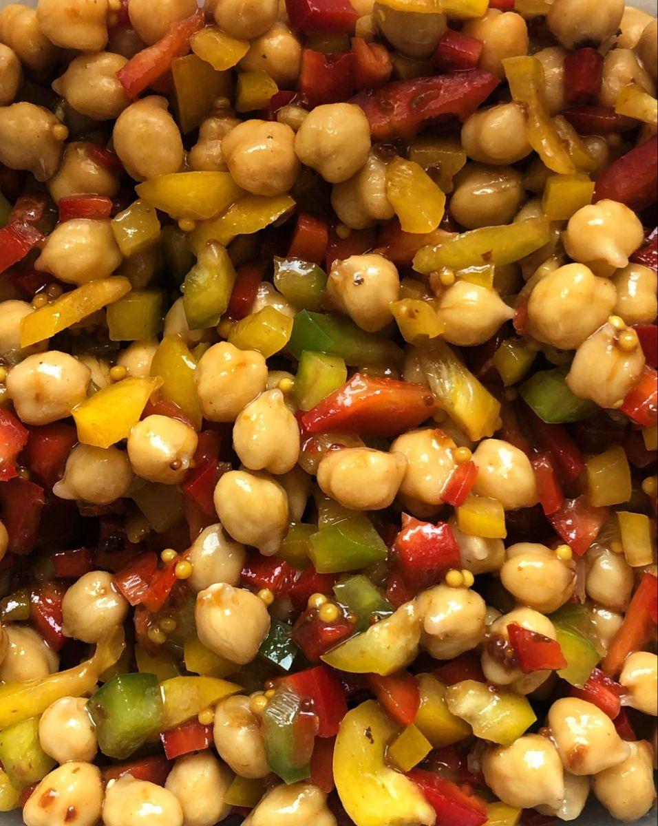 Garbanzo Ciecierzyca Chickpea Chickpea Fruit Garbanzo