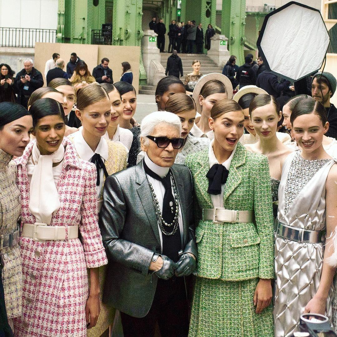Hc17 Chanelhautecouture Tenue Vestimentaire Tenue Mode