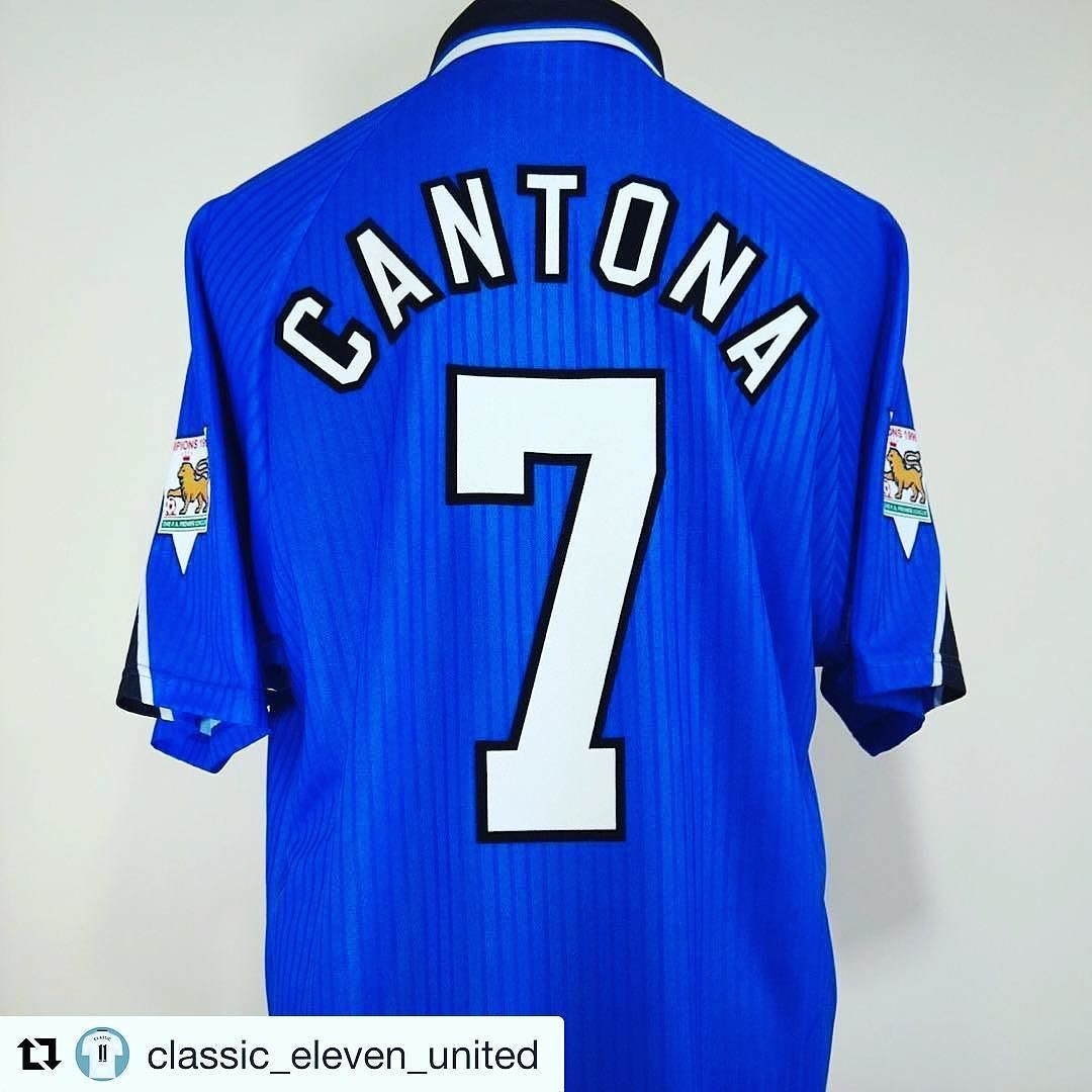 How well do you remember the campaign when man united triumphed, arsene wenger came on the scene and eric cantona announced his retirement. Instagram photo by Football Shirt Collective • Jul 15 ...