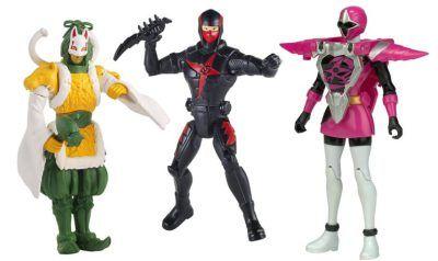 Gold Ranger And Ninja Mode Gear Lead Off New Bandais Power