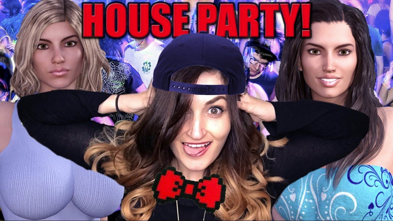 BRO SIMULATOR (AKA House Party The Game) House party