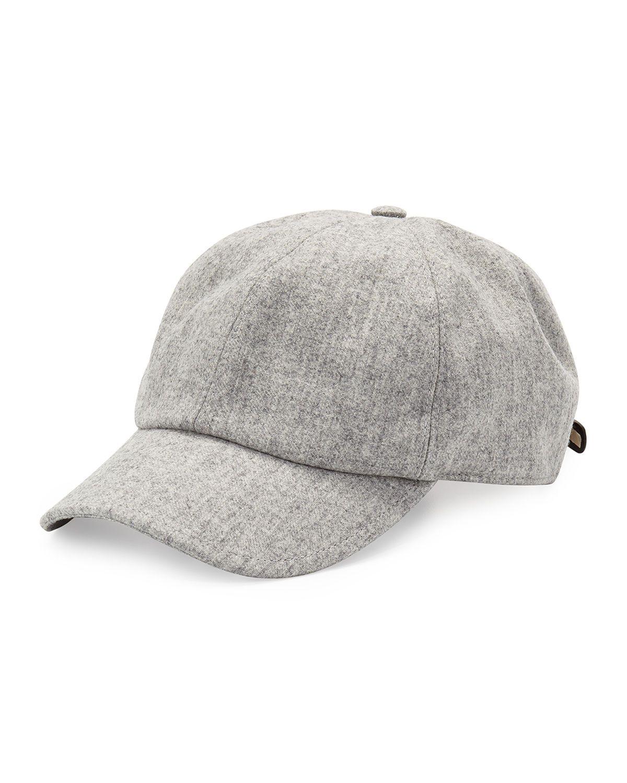 93c6523267963 Wool Baseball Cap