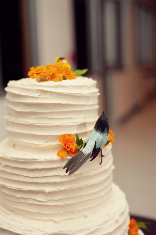 3 Tier Wedding Cake Frosting