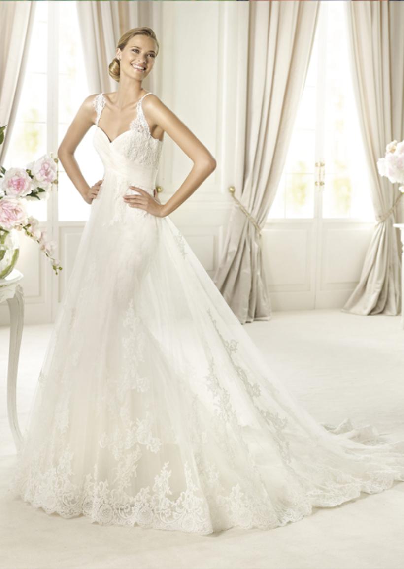 Inspiración Petunia | Di que sí novias, Outlet de vestidos de novia ...