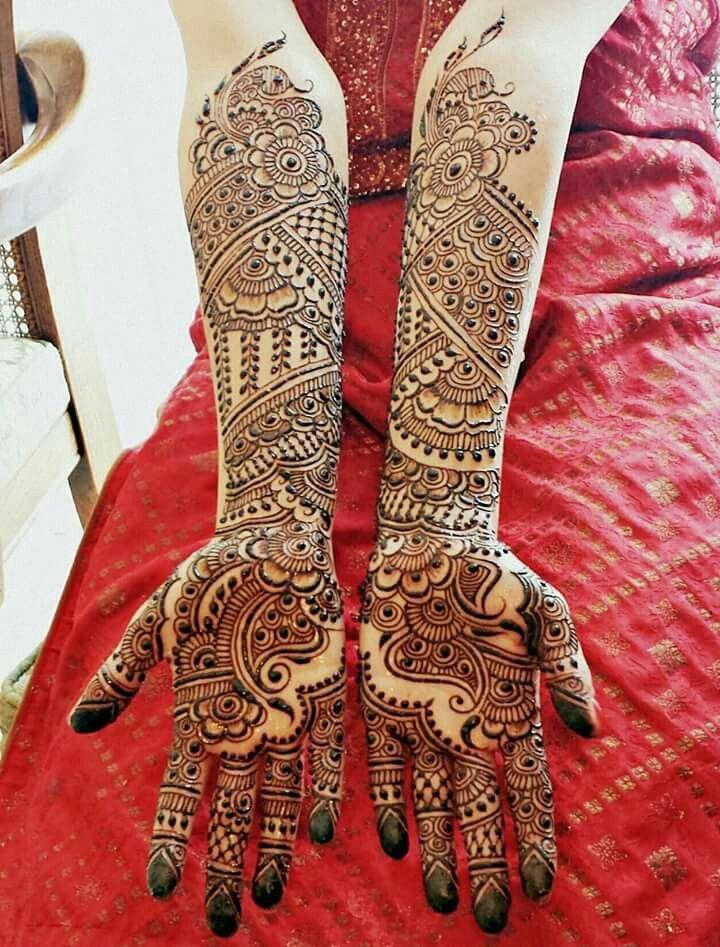 Henna By Divya Henna Henne Tatouage Tatoo
