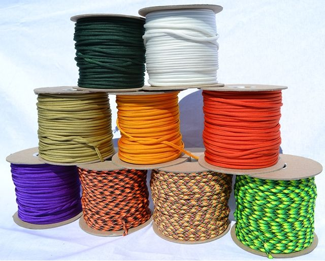 Parachute Cord For Sale Parachute Cord Spool Paracord 550