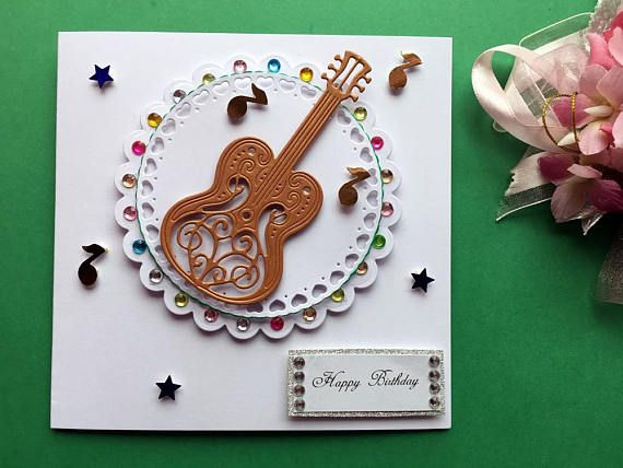 Handmade Personalised Birthday Card Husband Son Grandad Brother Boyfriend