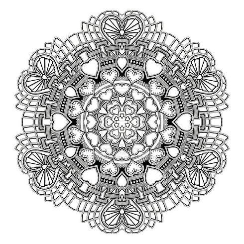 16 Colouring Books That Are Perfect For Grown-Ups | Mandala ...