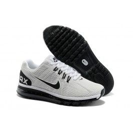 Nike Air Max 2013 Lg Weiss Schwarz Manner Nike Shoes Air Max Nike Air Max Cheap Nike Air Max