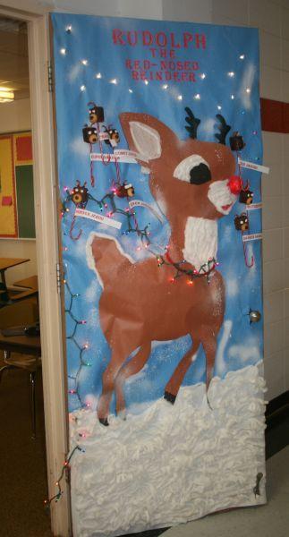Christmas Door Decorating Contest Winners Decatur