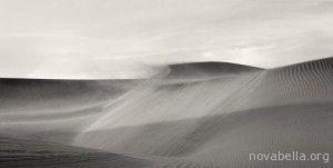 Dios del desierto Dulcísimas mociones