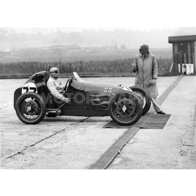Austin Seven Racing Car Brooklands 1930s With Images Race Cars