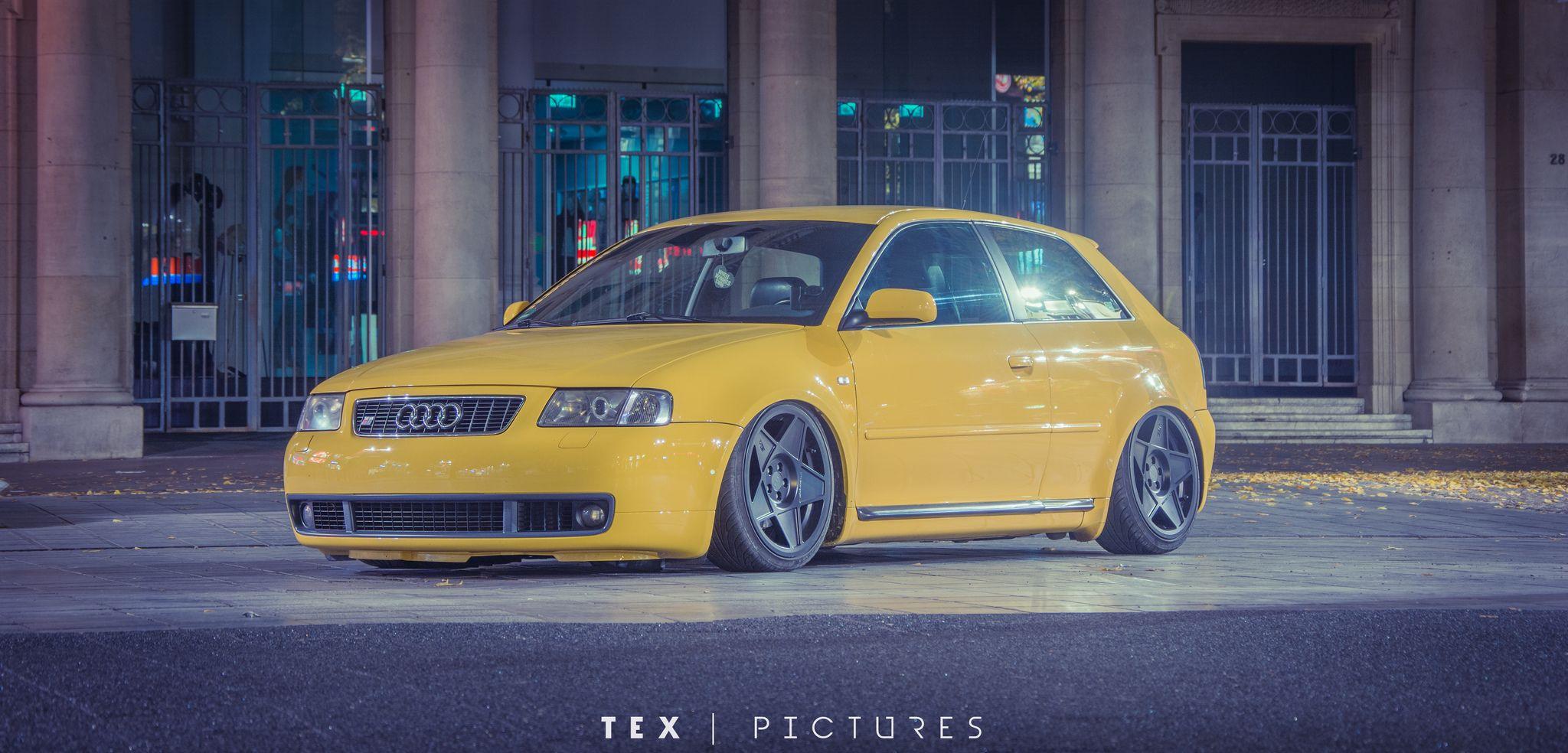 Audi s3 8l 3sdm