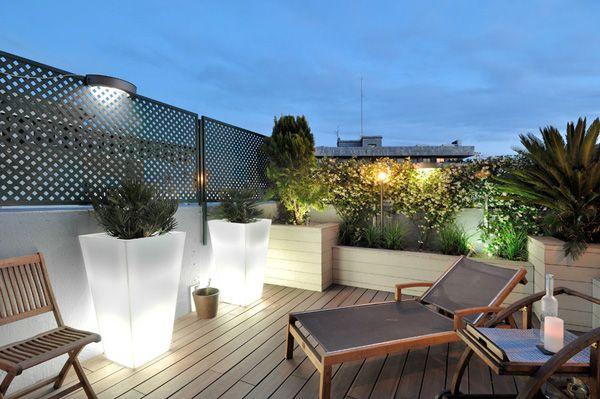 terraza de atico buscar con google