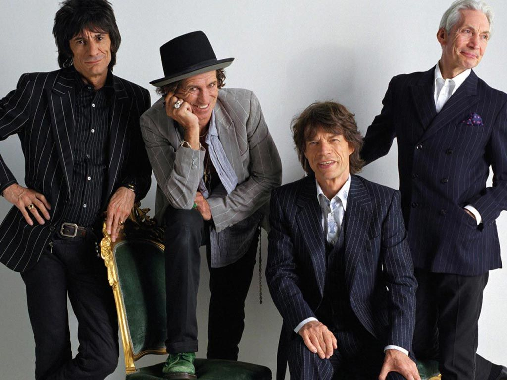 The Rolling Stones estrenan video :)