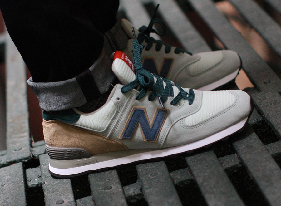 new balance 574 homme foot locker