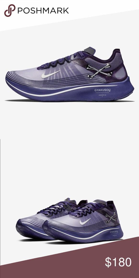 943e5a7db208 Nike Zoom Fly Gyakusou Kids Size 5 (women s 6.5) Nike Zoom Fly x Gyakusou