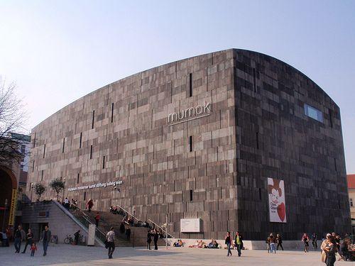 Mumok Vienna Museum Of Modern Art Around The Worlds Modern Art